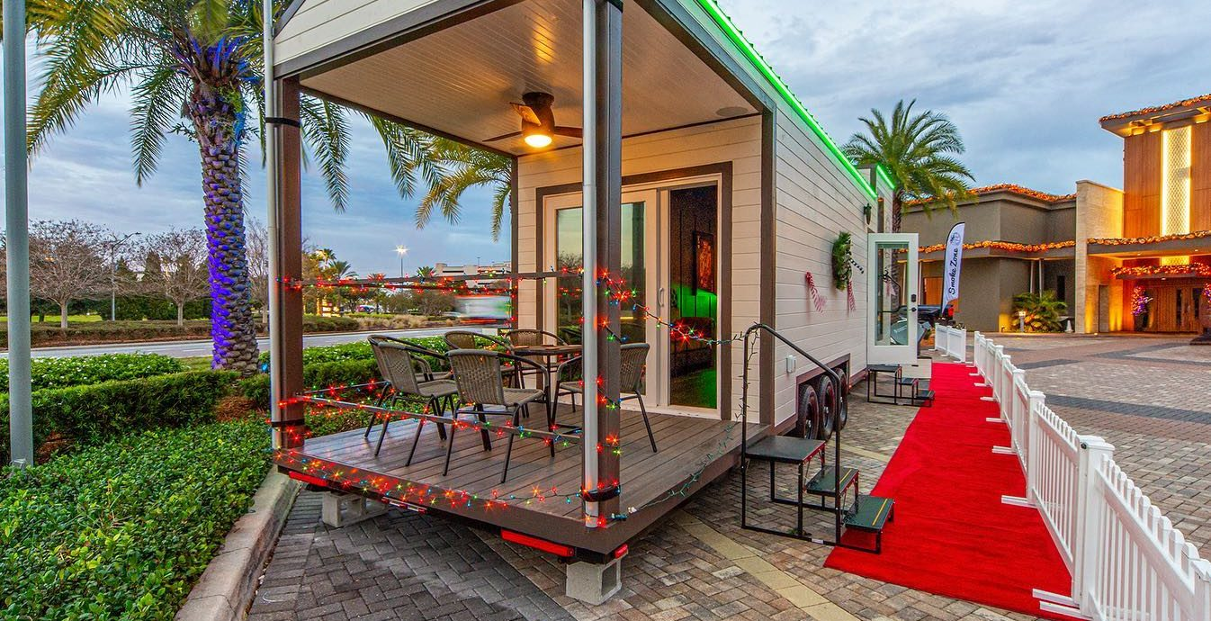 Tiny House Cigar Lounge
